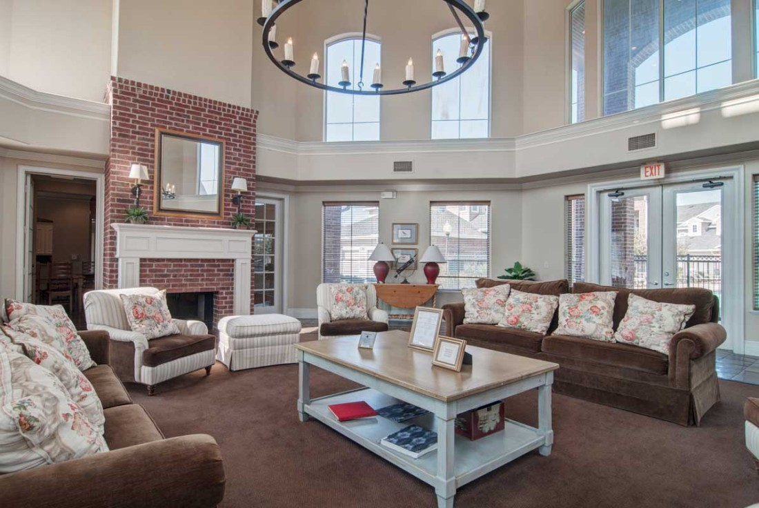 Clubhouse at Listing #144490