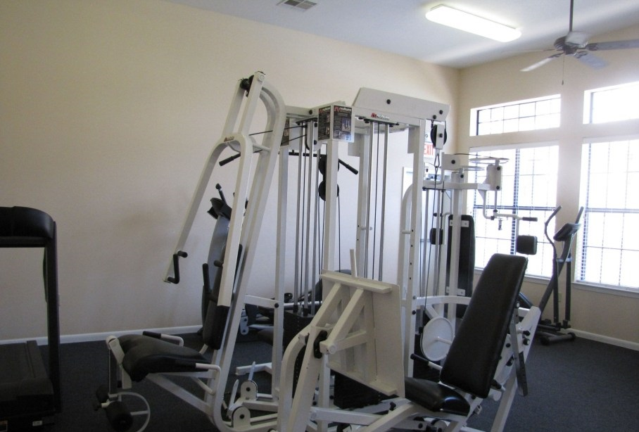 Fitness at Listing #144500