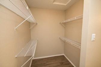 Bedroom Closet at Listing #140391