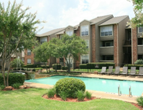 Pool at Listing #136288