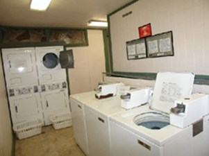 Laundry Facility at Listing #150399