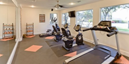 Fitness Center at Listing #138648