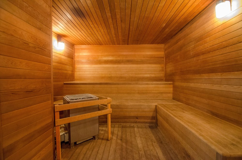 Sauna at Listing #137914