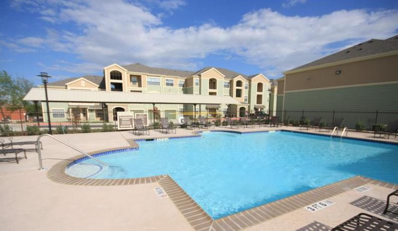 Pool at Listing #224140