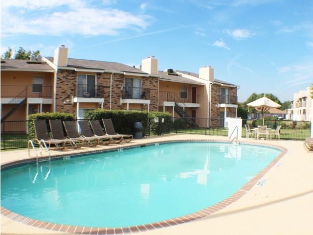 Pool at Listing #135859