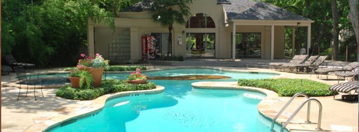 Pool at Listing #135796