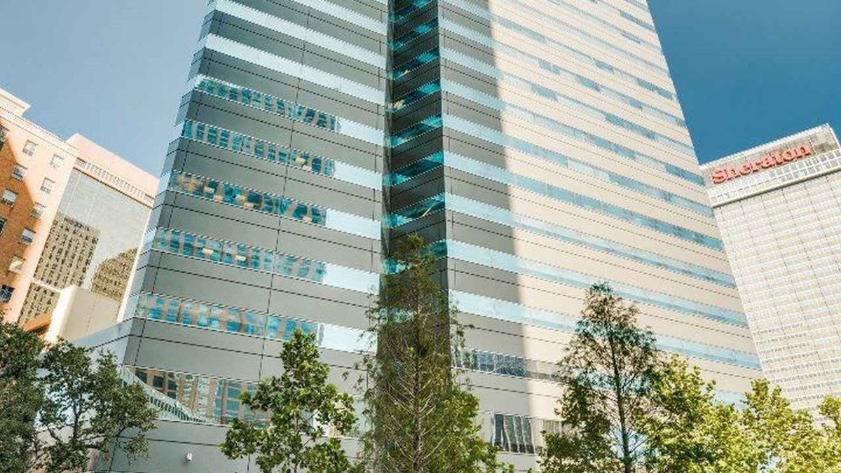 One Dallas Center Apartments Dallas, TX