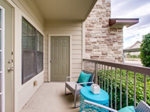 Balcony at Listing #145118