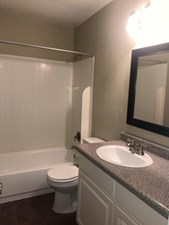 Bathroom at Listing #139483