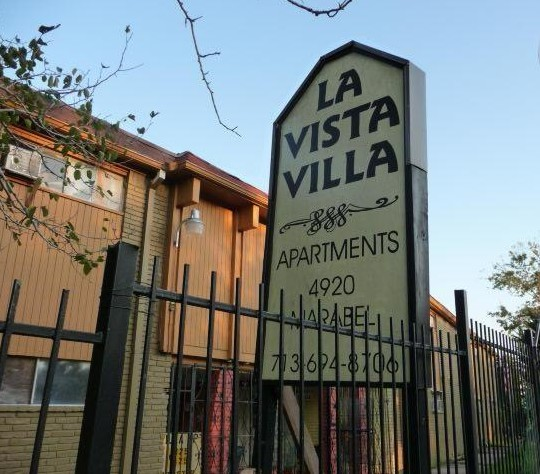 La Vista Villa Apartments Houston TX