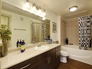 Bathroom at Listing #146228