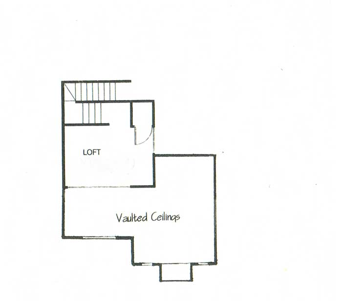 1,409 sq. ft. B4 floor plan