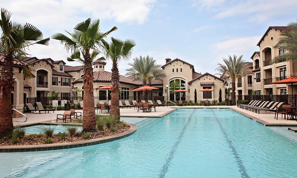 Pool at Listing #248100
