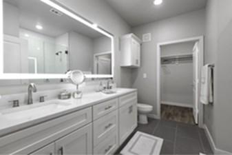 Bathroom at Listing #313025