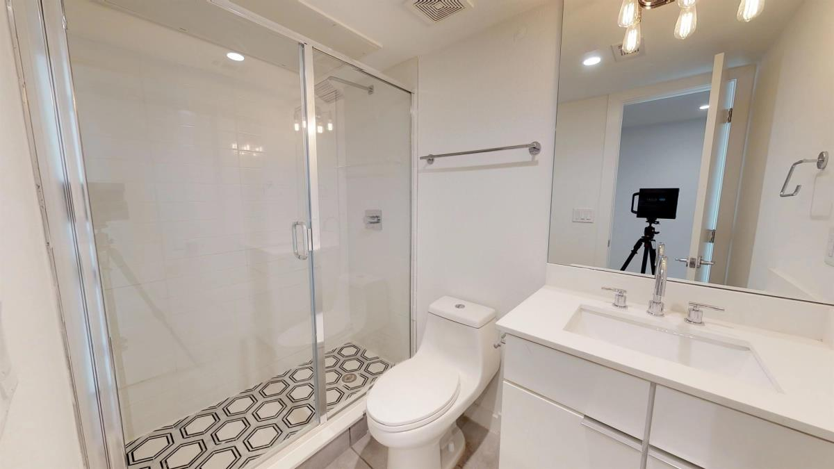 Bathroom at Listing #137877