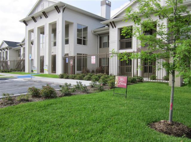 Zollie Scales Manor Apartments Houston TX