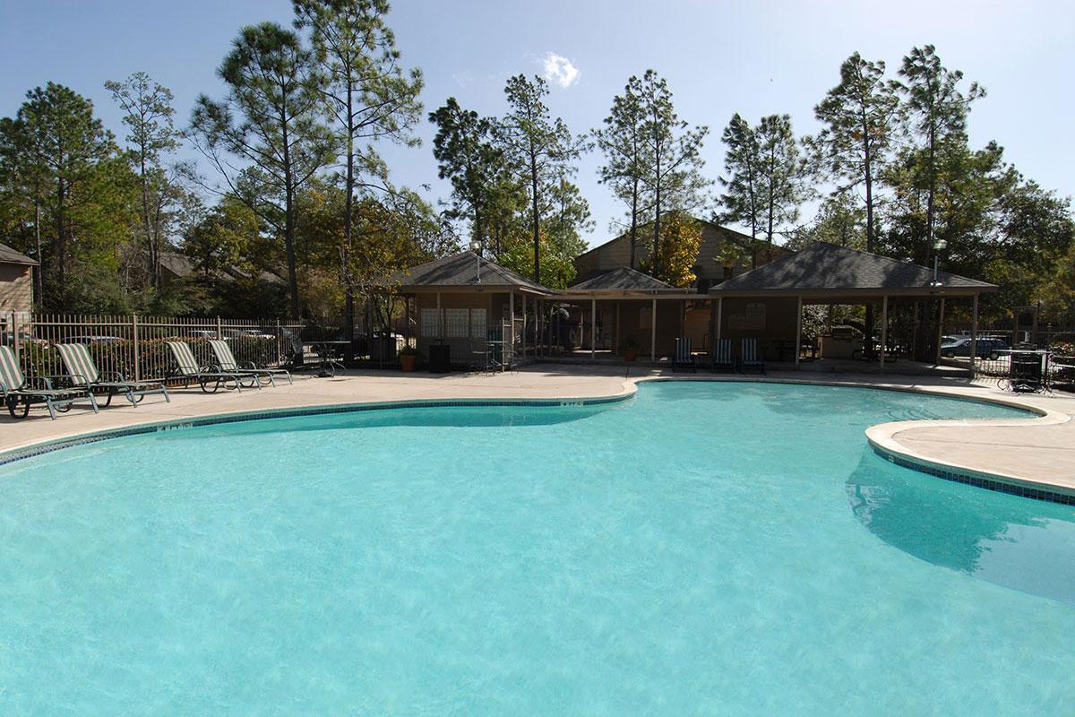 Pool at Listing #138596