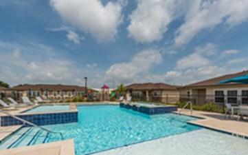 Pool at Listing #292936