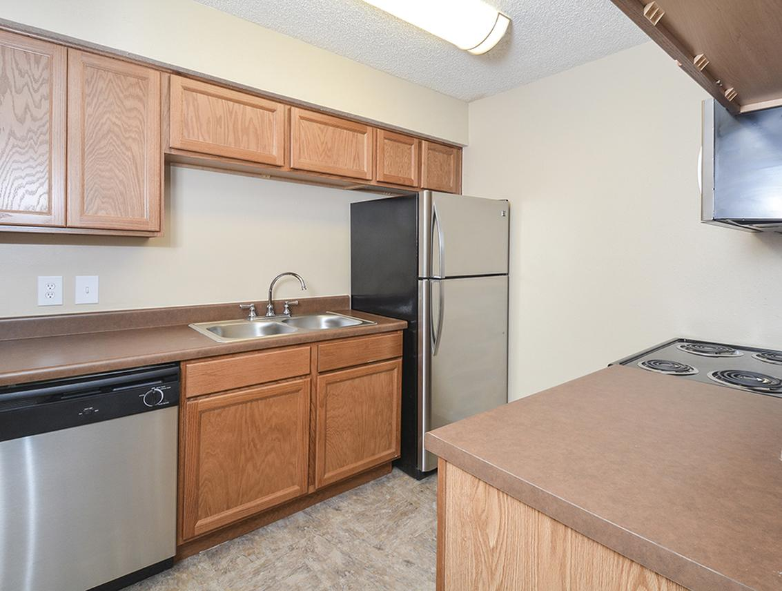 Kitchen at Listing #141063