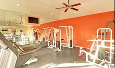 Fitness Center at Listing #141378
