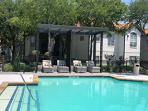 Pool at Listing #137690