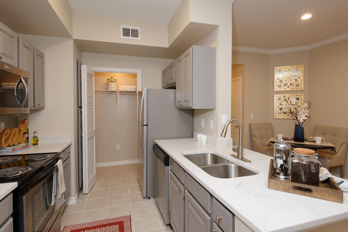 Kitchen at Listing #138104