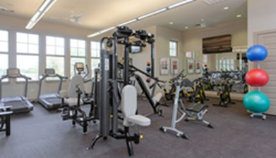 Fitness at Listing #260511
