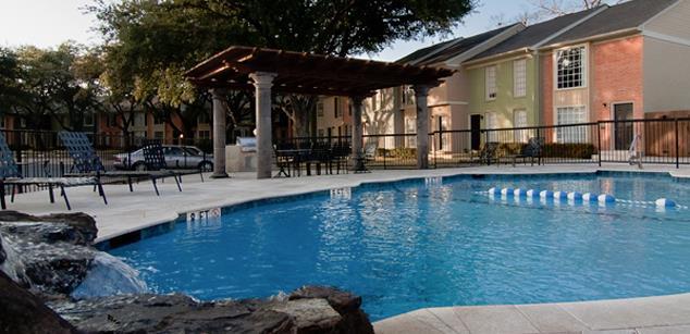 Pool at Listing #135759