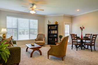Living/Dining at Listing #144960