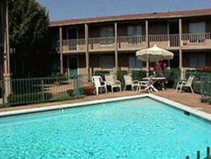 Pool at Listing #136637