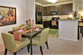 Dining/Kitchen at Listing #145762