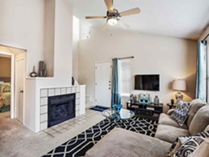 Living Room at Listing #136278