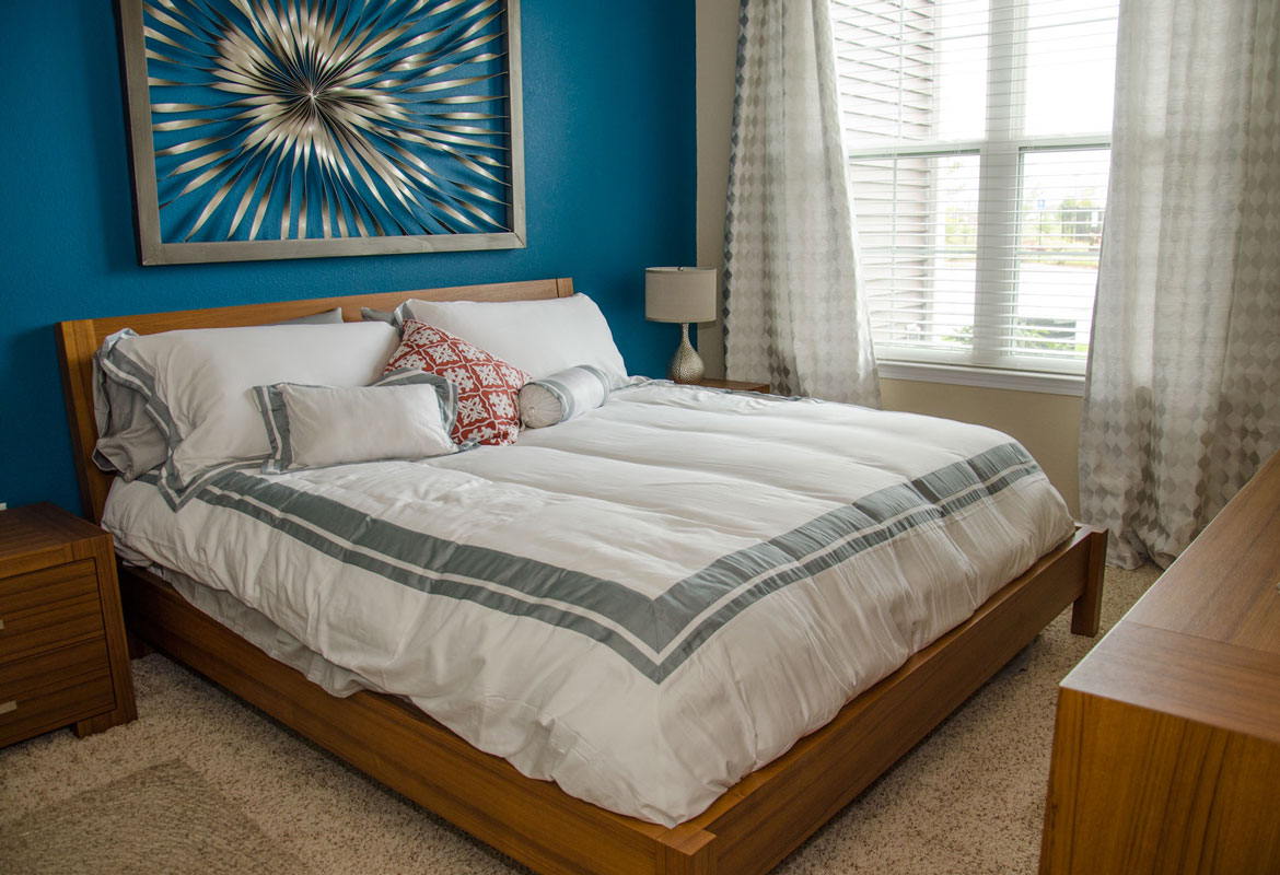 Bedroom at Listing #290085