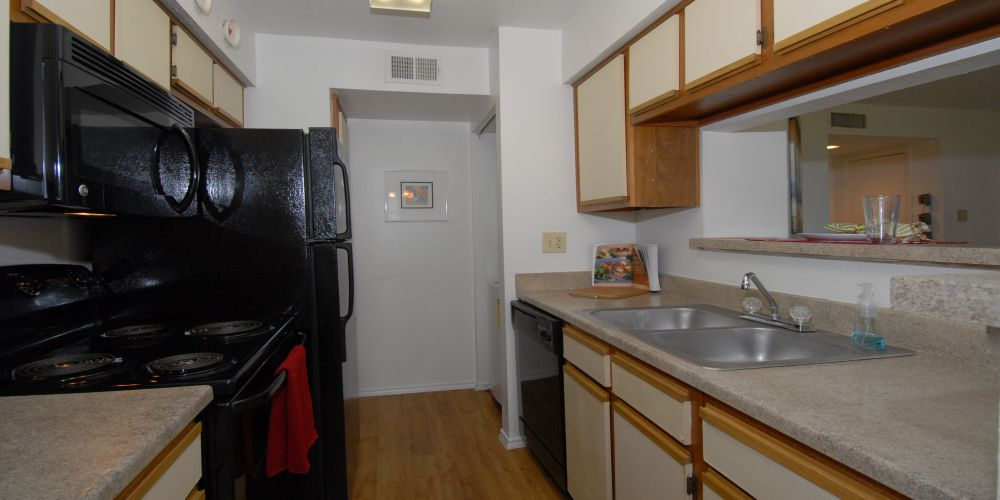 Kitchen at Listing #136445