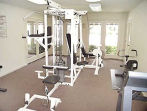 Fitness Center at Listing #138850
