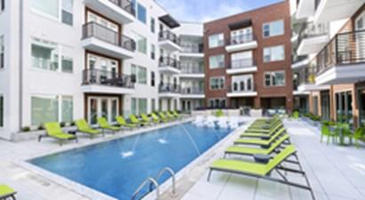 Pool at Listing #292861
