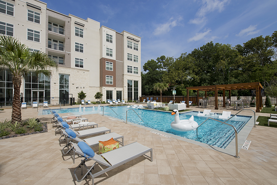 Pool at Listing #248189