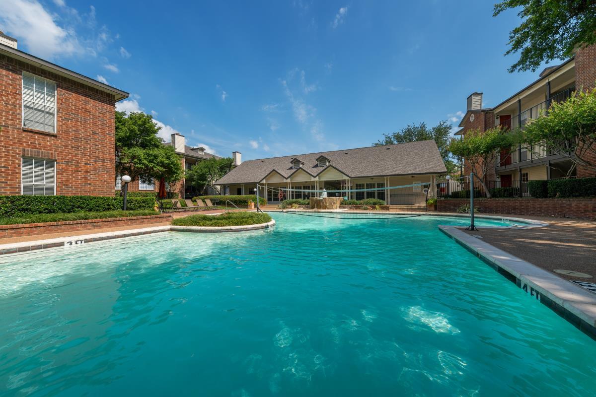 Pool at Listing #135923