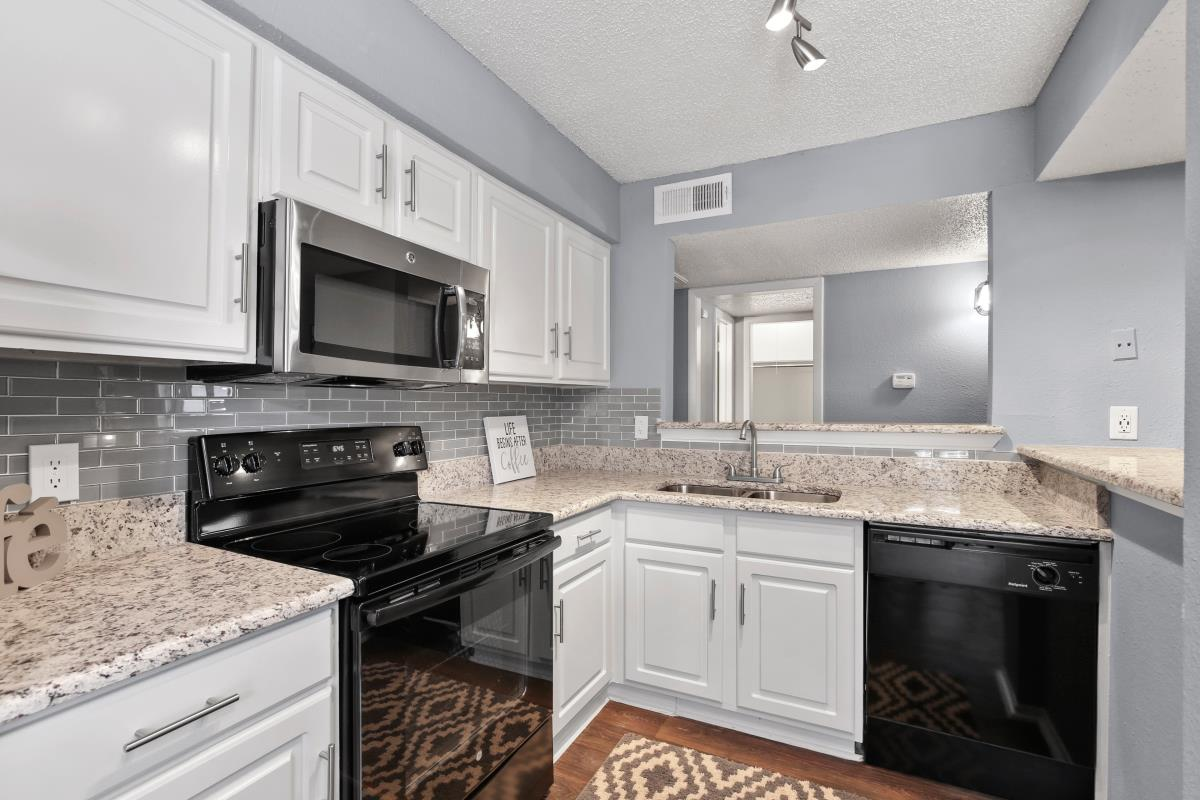 Kitchen at Listing #135825