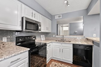 Kitchen at Listing #135825
