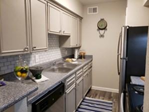 Kitchen at Listing #143297