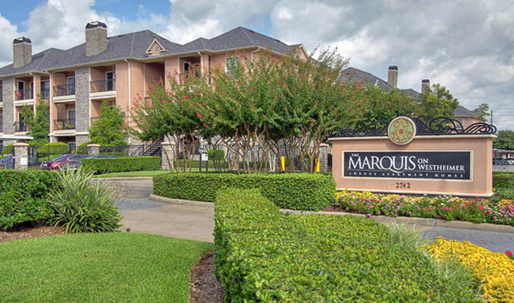 Marquis on Westheimer Apartments Houston TX