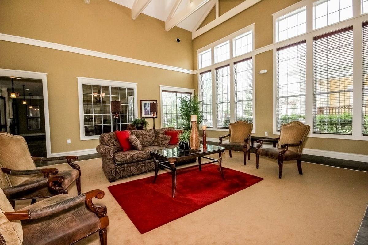 Clubhouse at Listing #144692