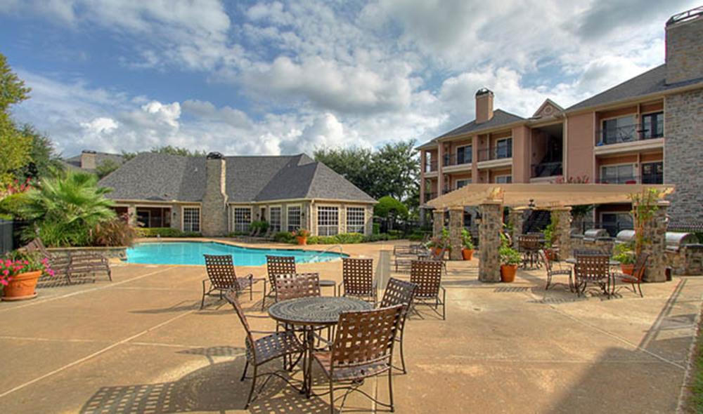 Pool at Listing #138800