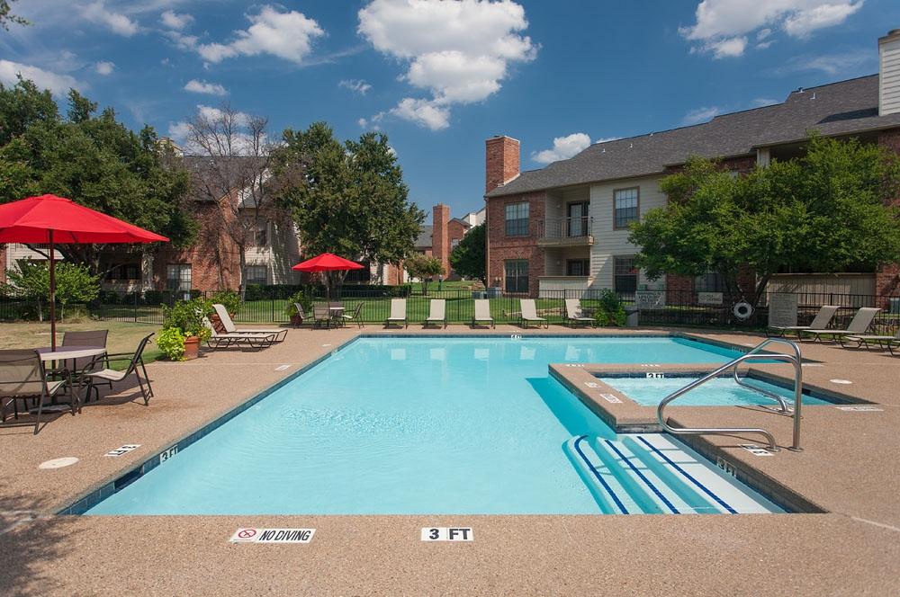 Pool at Listing #135653