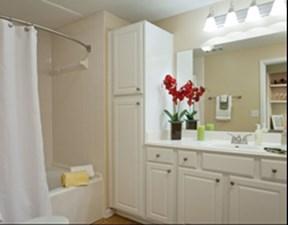 Bathroom at Listing #140718