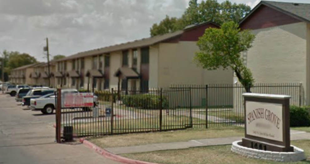 Spanish Grove Apartments