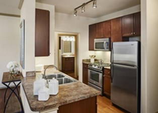 Kitchen at Listing #152804