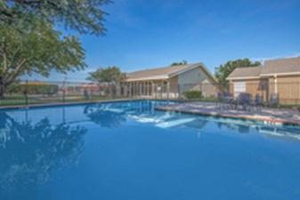 Pool at Listing #136223