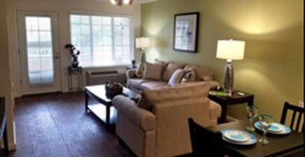 Living Room at Listing #232405
